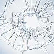 Ruit stuk - glasschade