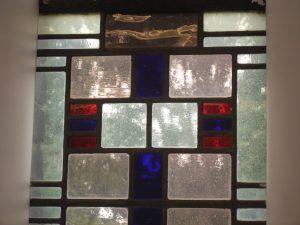 Maastunnelplein glas in lood